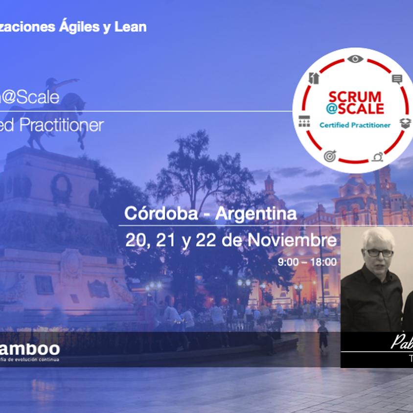Certificación en Agilidad Organizacional - CSaS Córdoba (1)