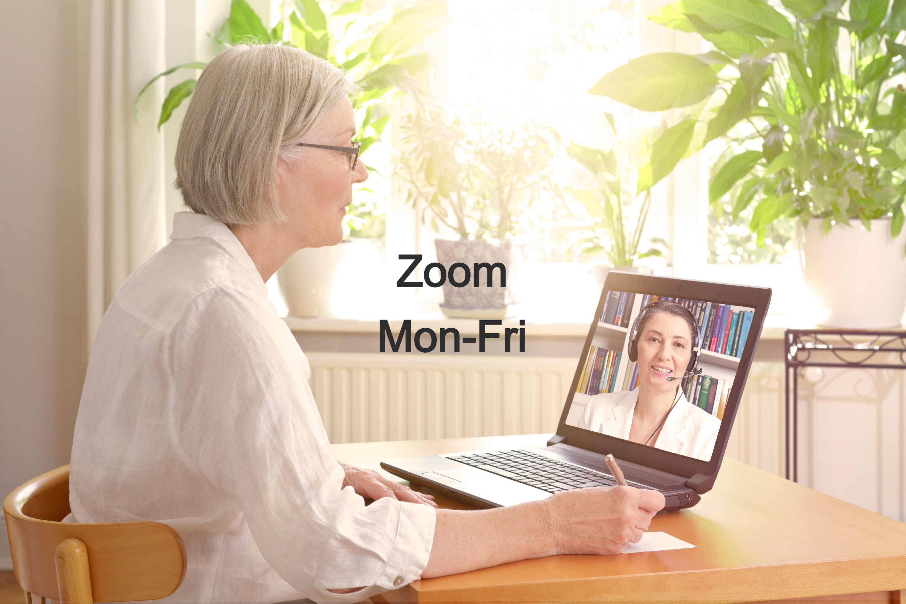Zoom 1 hr Psychotherapy/Coaching