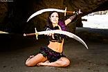 sword balancing acts