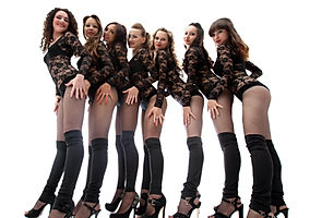 hire gogo dancers for events
