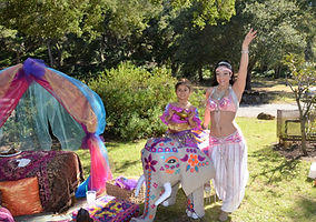 children's party entertainment LA
