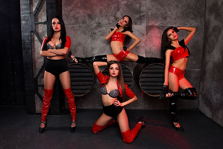 gogo dancer performances for hire