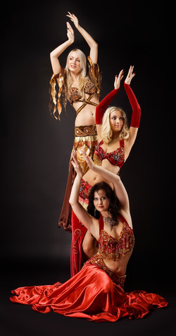 Los Angeles Belly Dancers