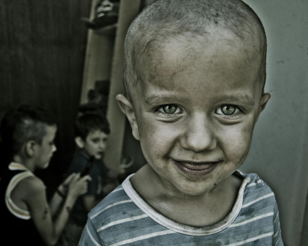 Bosnia, forgotten