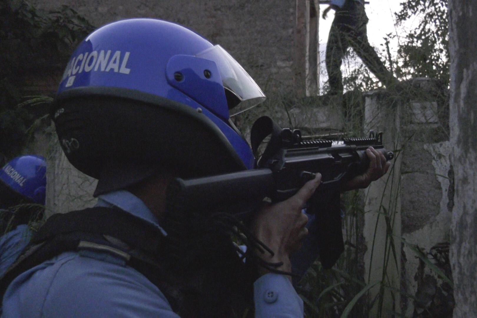 Violence in Honduras