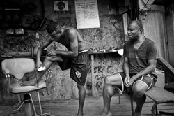 Favela's silence