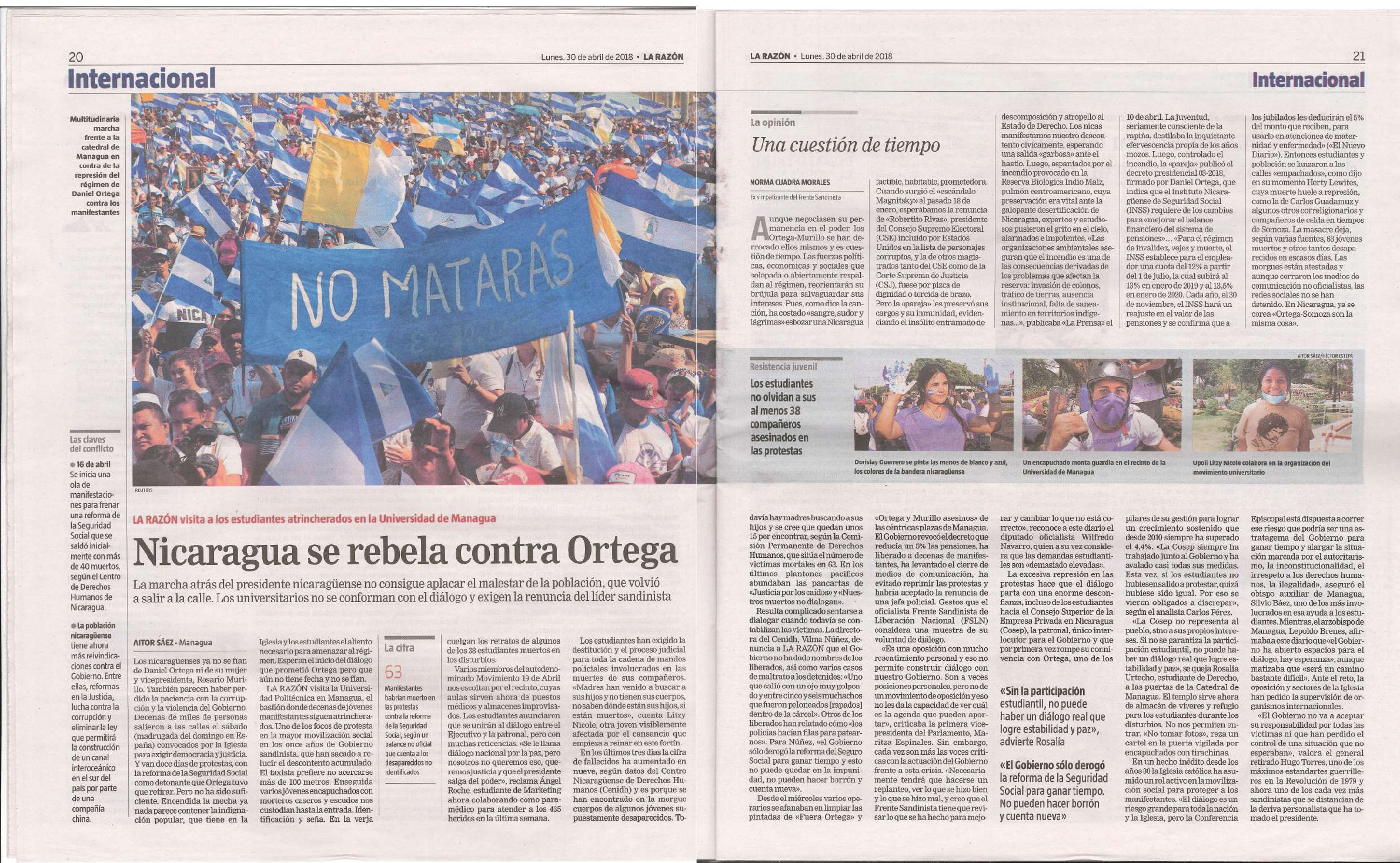 NICARAGUA_Artículo_La_Razón-001