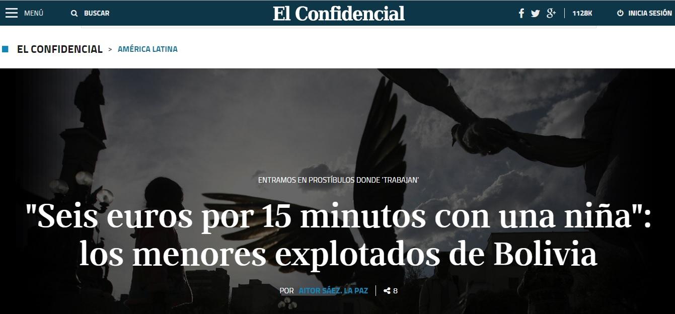El Confidencial_portada