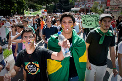 Brazil claimed