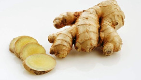 GINGER AND ITS MANY HEALTH BENEFITS