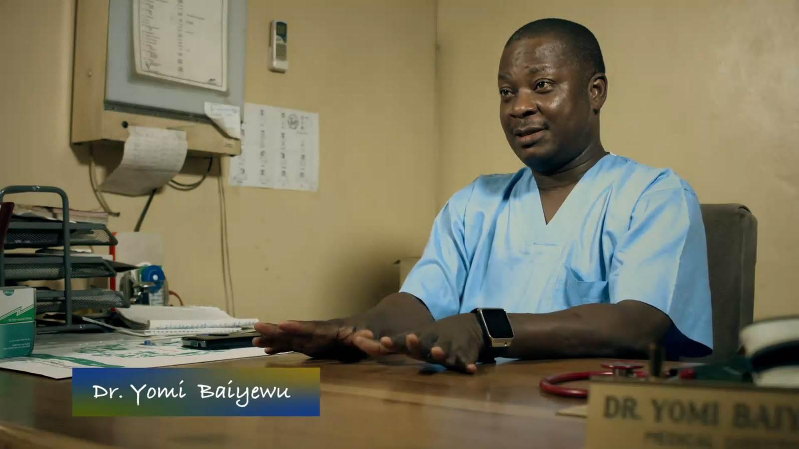 DR. YOMI BAIYEWU