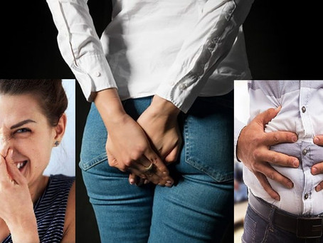 FLATULENCE: TROUBLED BY LOUD, SMELLY OR FREQUENT FART?