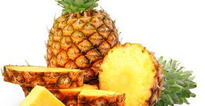 THE GOODNESS OF EATING PINEAPPLE