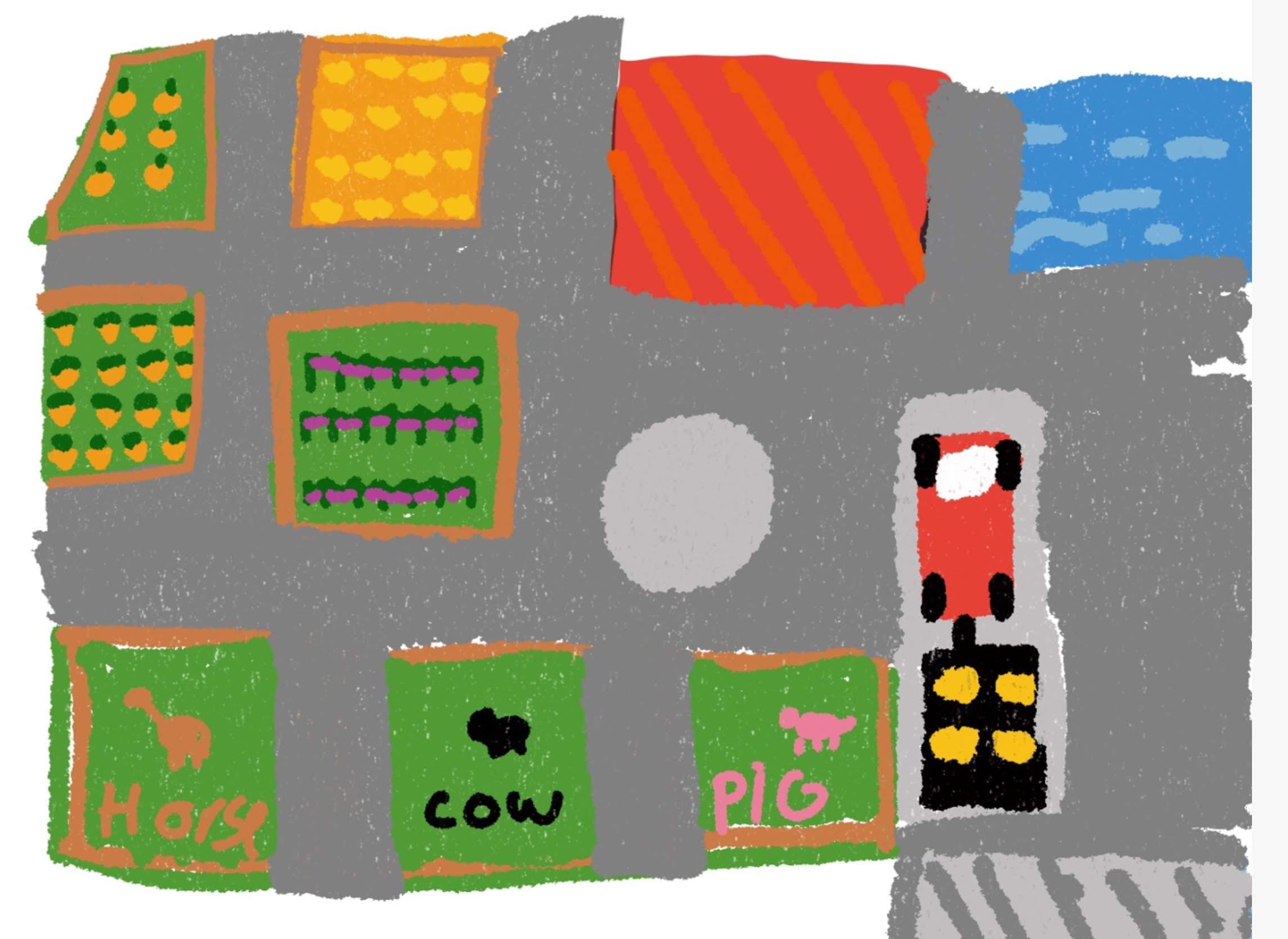 Design a farm
