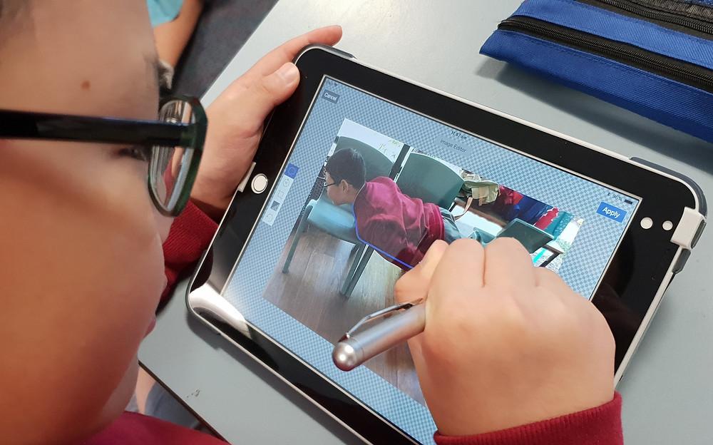 iPad Creativity, iOS11