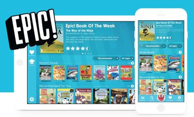 'Epic' reading app for Digital Literacy