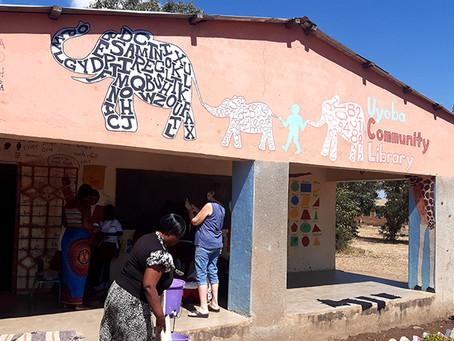 Children's snake awareness, guide training, snake handling.....more HHiSS news from Mfuwe!
