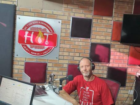 New media partnership for HHiSS!!!!!!!
