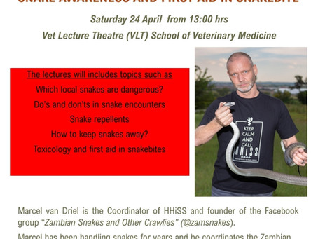 HHiSS Lectures at the University of Zambia