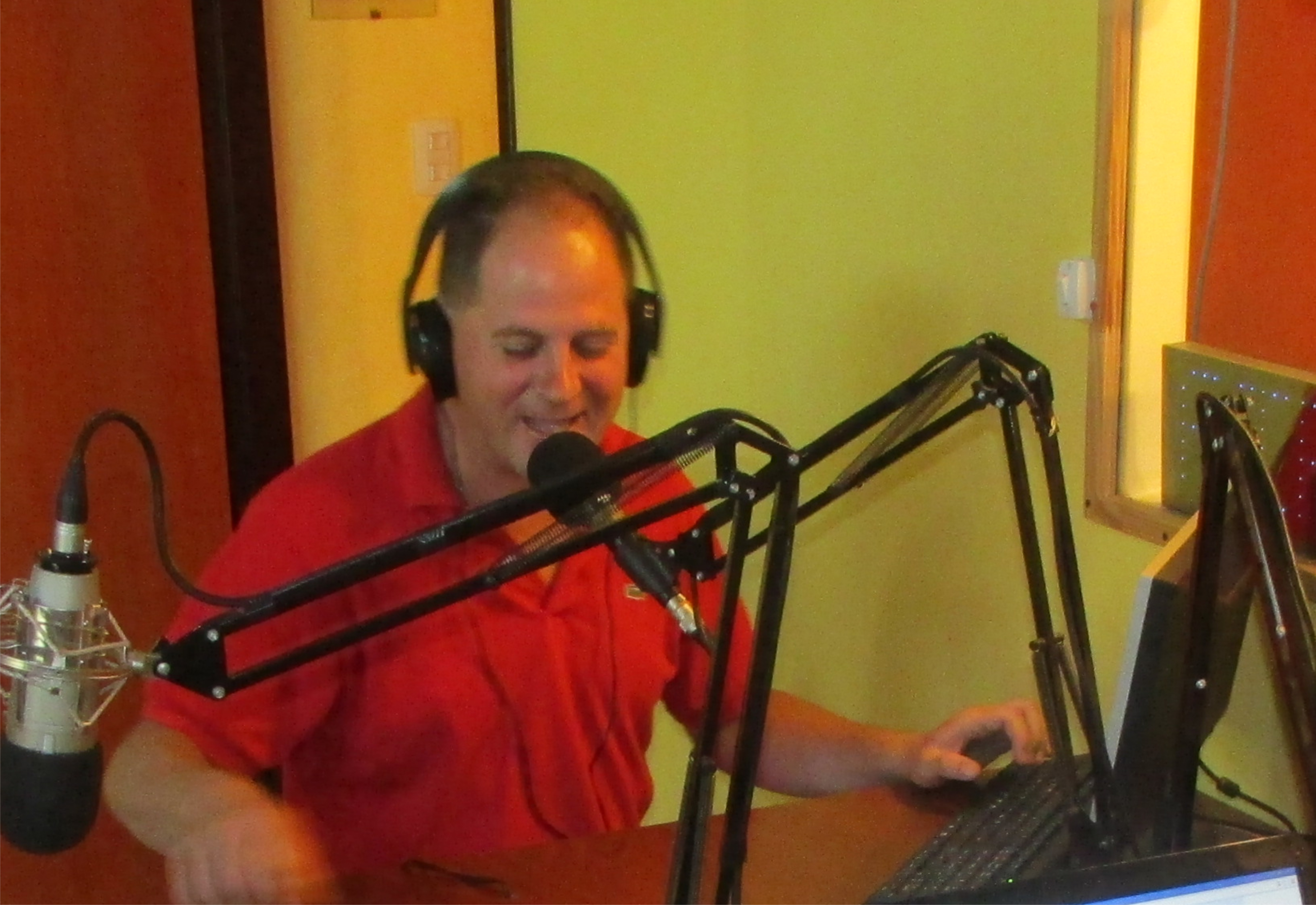Gerardo Orengo - Periodista