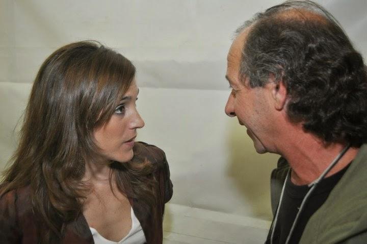 Gustavo con Soledad