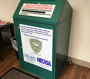 PutnamPoliceDepartment_Rx Collection Box