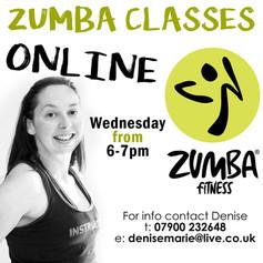 Zumba Classes Online