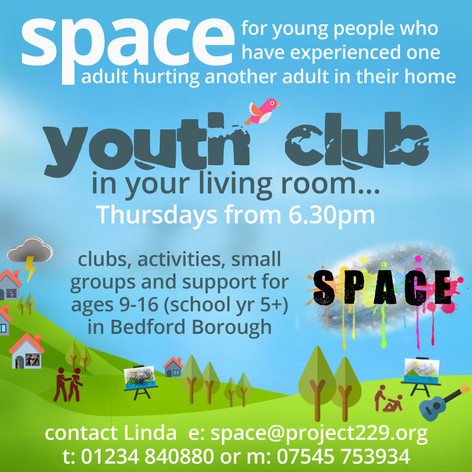 SPACE Youth Club