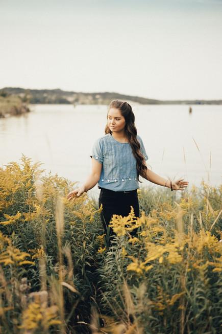 Cammie | Senior Portraits