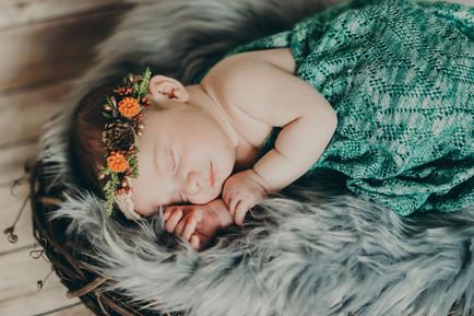 Adileigh | Newborn Session