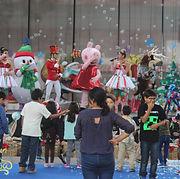 Servicio de parrillada evento diciembre