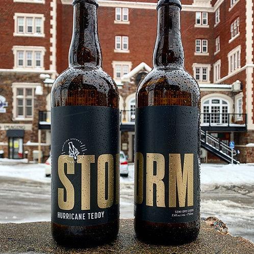 Storm Cider - Hurricane Teddy