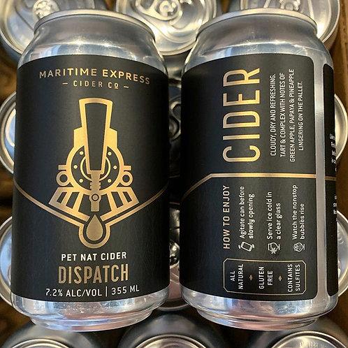 Dispatch - Pet Nat Cider