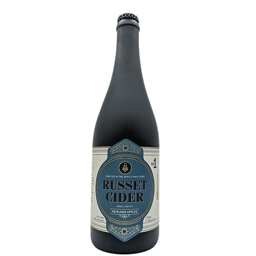 Oaked Russet Cider