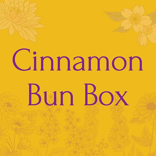 Cinnamon Bun Box