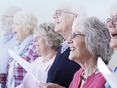 Coda Music Trust Choirs, bringing happiness through music