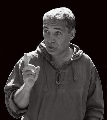 Christian Hassoul, conteur.