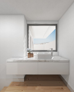 Vista Casa de Banho