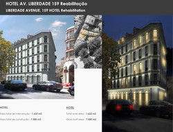 Hotel Av. Liberdade 159