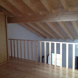 Vista interior mezanino
