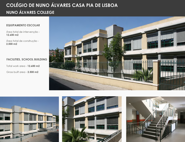 Colégio Nuno Álvares