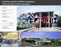 Shopping ALEGRO Setúbal