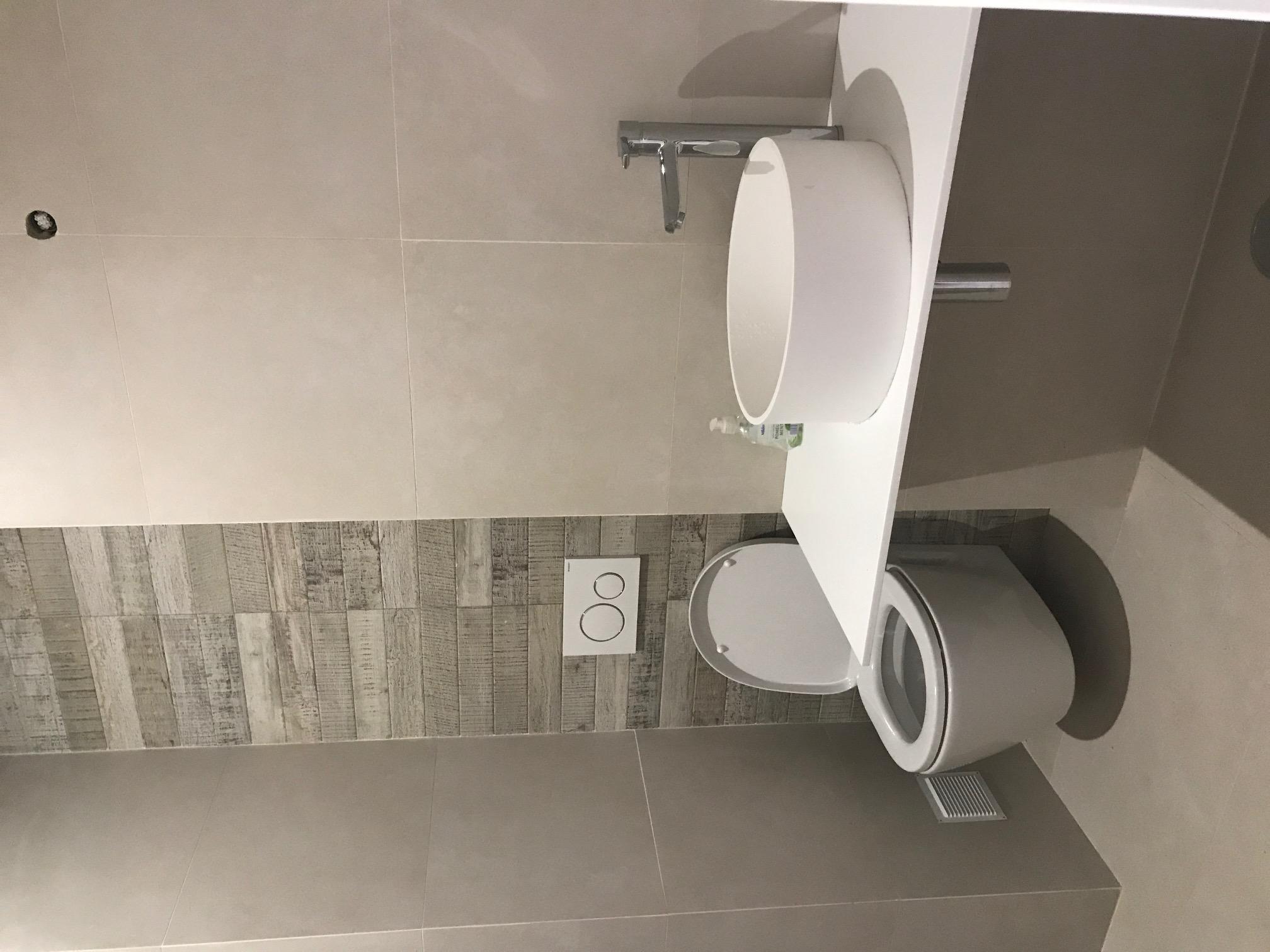 casa de banho Sótão