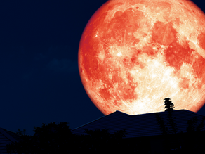 Everything There is to Know About the Final Supermoon: The Strawberry Moon
