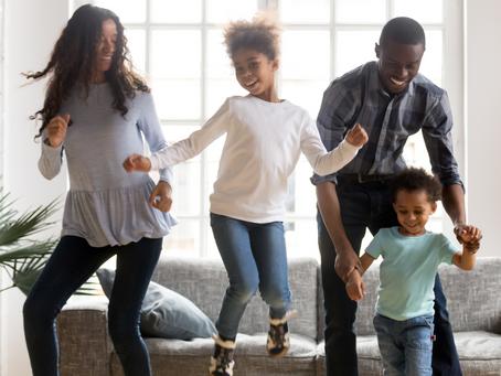International Family Day via Gesture