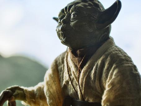 National Talk Like Yoda Day 👽