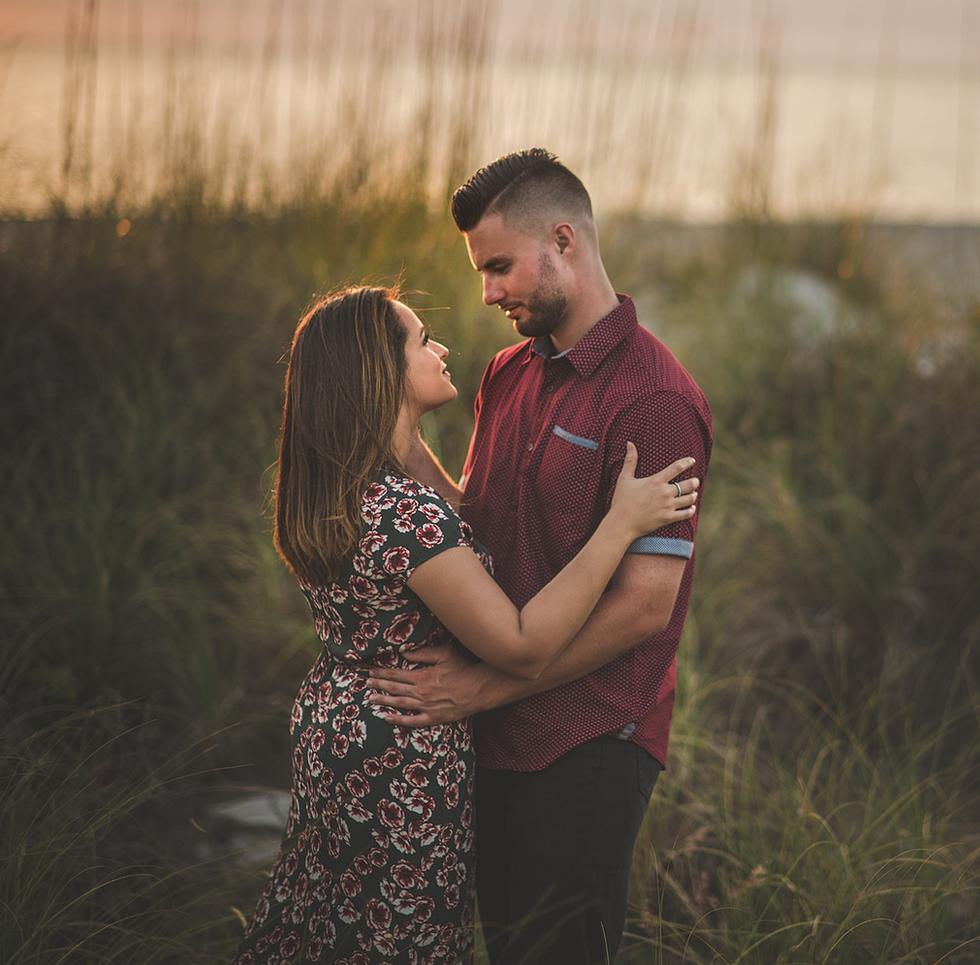 Rachel + Kelvin Engagement