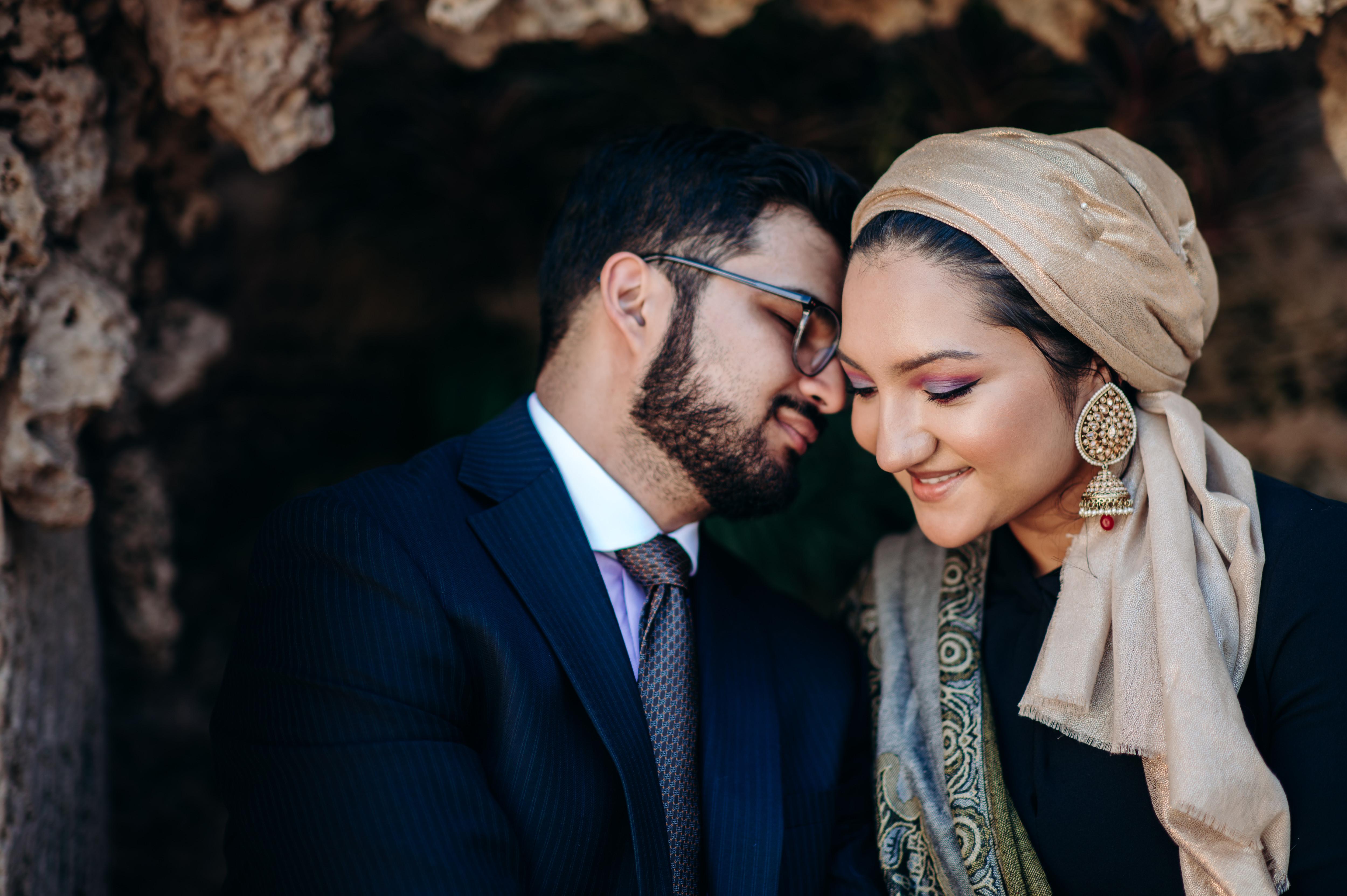 Emana + Zubin Engagement