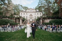 Rachel + Al Wedding