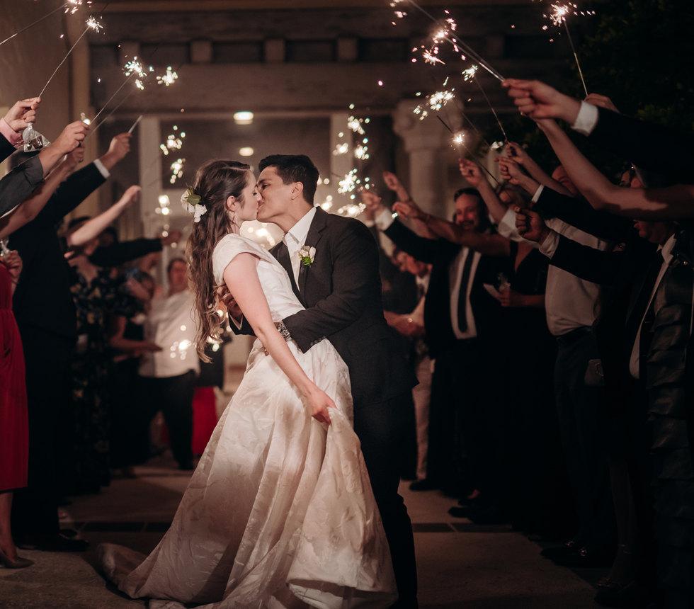 Robyn + Vitor Wedding